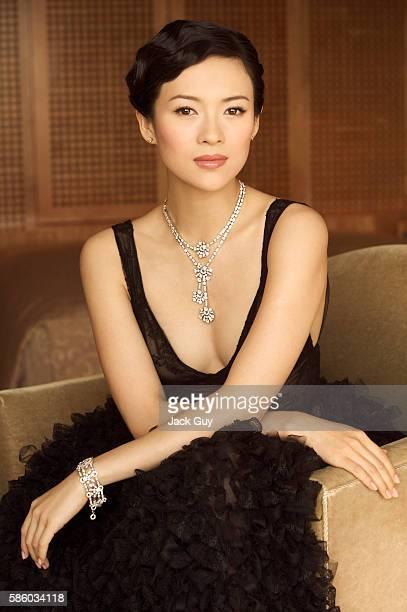 Zhang Ziyi, February 27, 2005