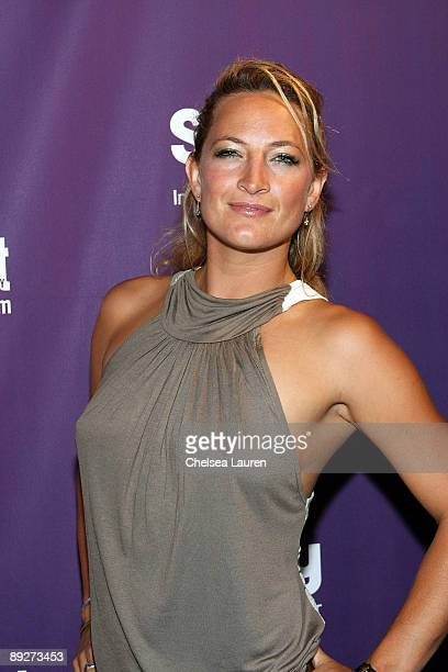 Actress Zoe Bell attends the Entertainment Weekly and Syfy party celebrating Comic-Con at Hotel Solamar on July 25, 2009 in San Diego, California.