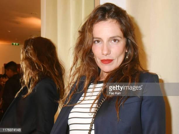 Actress Zoe Felix attends Comptoir des Cotonniers Rive Gauche Shop Opening on September 17 2019 in Paris France