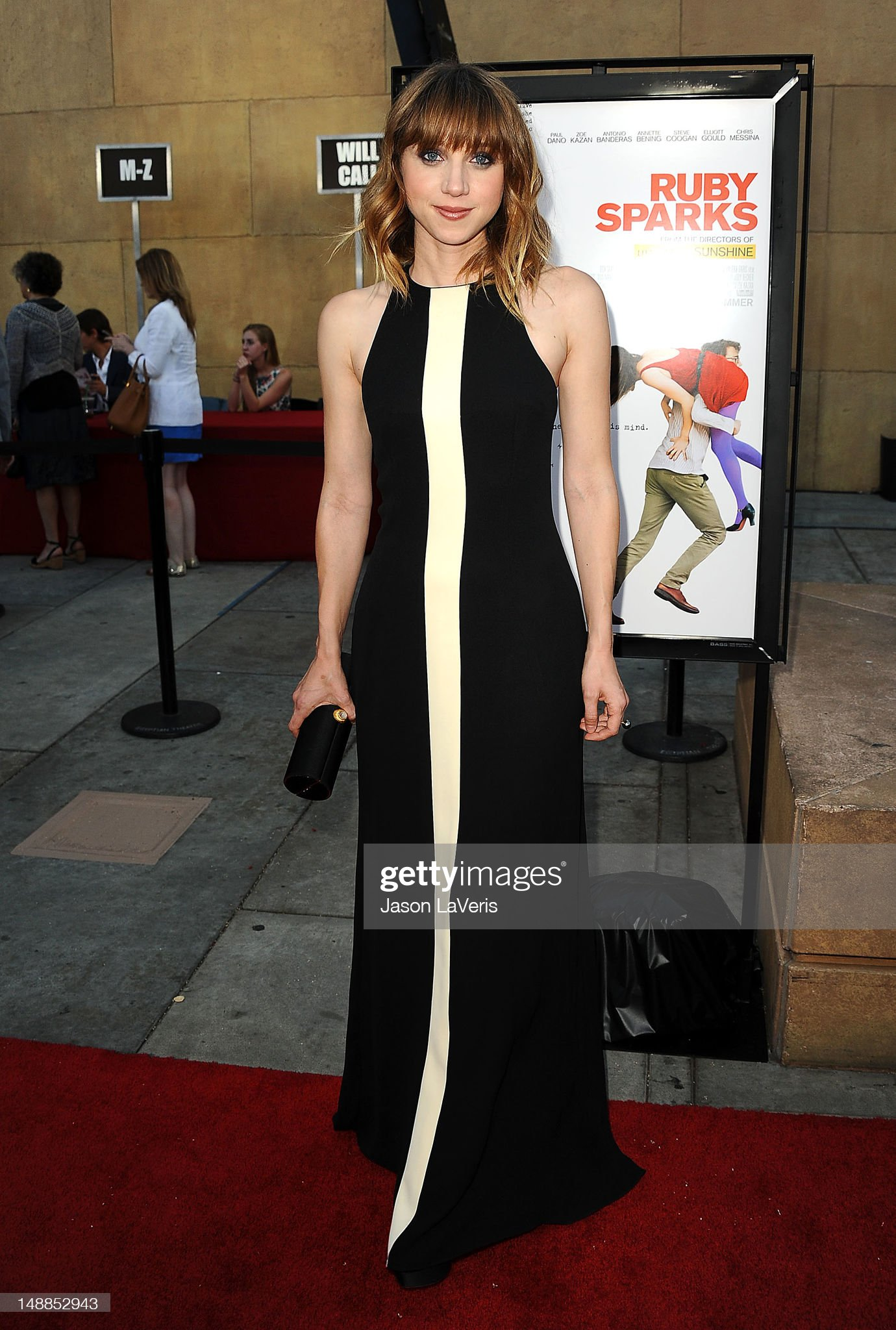Ruby Sparks Premiere - Los Angeles, CA : News Photo