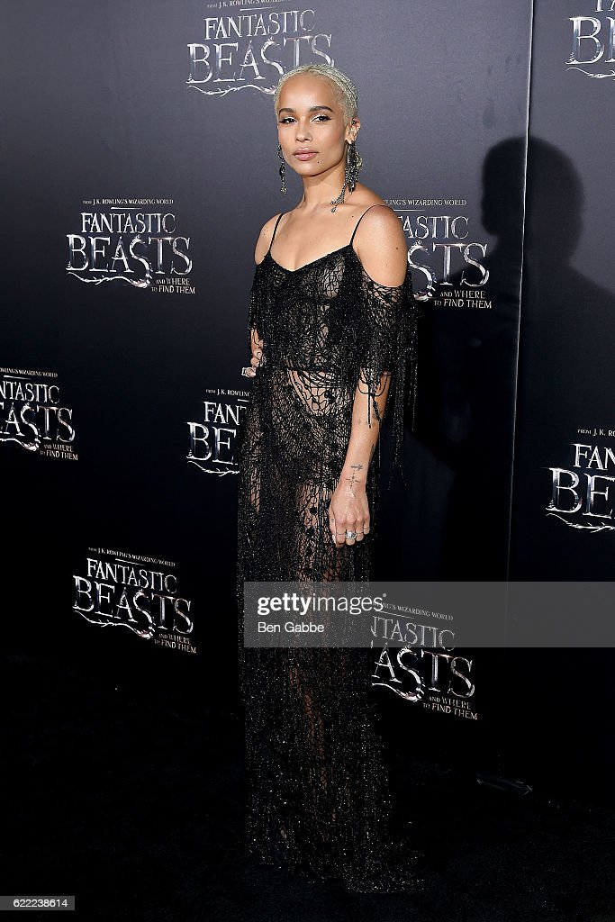 """""""Fantastic Beasts And Where To Find Them"""" World Premiere : News Photo"""