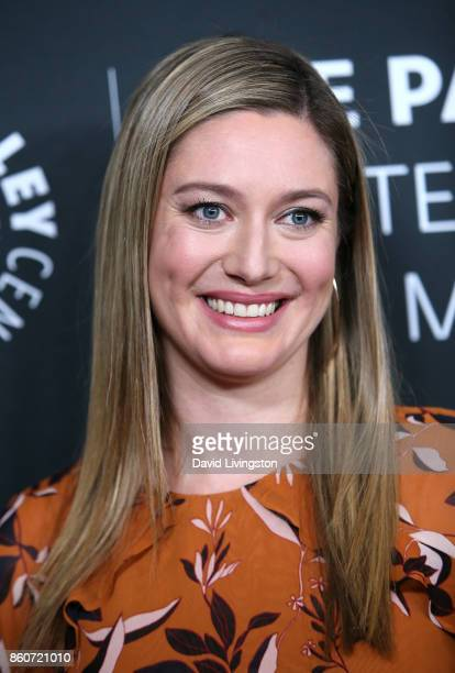 Actress Zoe Perry attends Paley Honors in Hollywood A Gala Celebrating Women in Television at the Beverly Wilshire Four Seasons Hotel on October 12...