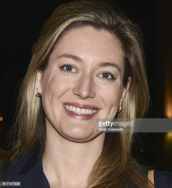 Actress Zoe Perry attends the Water By The Spoonful opening night performance at Mark Taper Forum on February 11 2018 in Los Angeles California