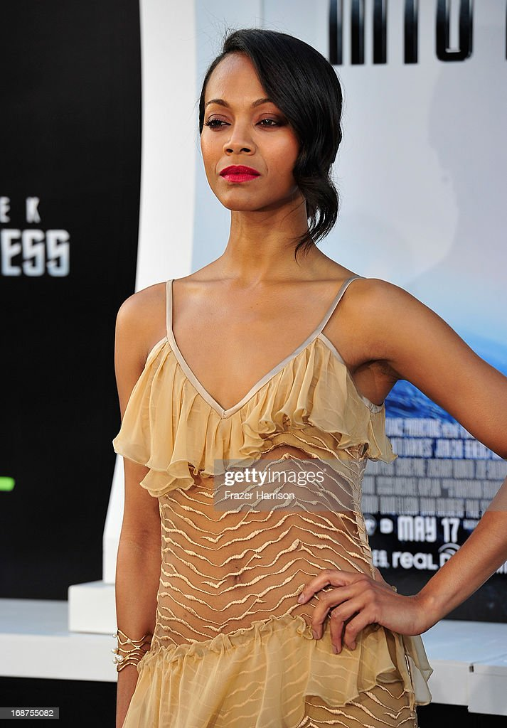 Premiere Of Paramount Pictures' 'Star Trek Into Darkness' - Arrivals : News Photo