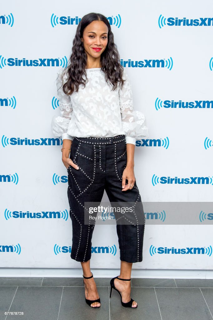Celebrities Visit SiriusXM - May 3, 2017