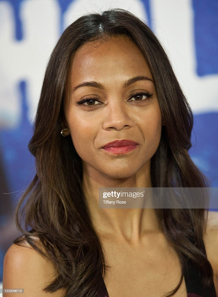 Image result for Zoe Saldana young