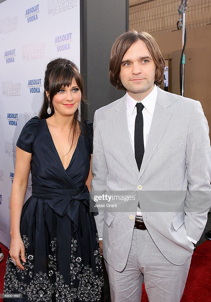 Zooey Deschanel And Husband Ben Gibbard