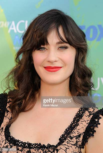 Zooey Deschanel Stock Photos and Pictures
