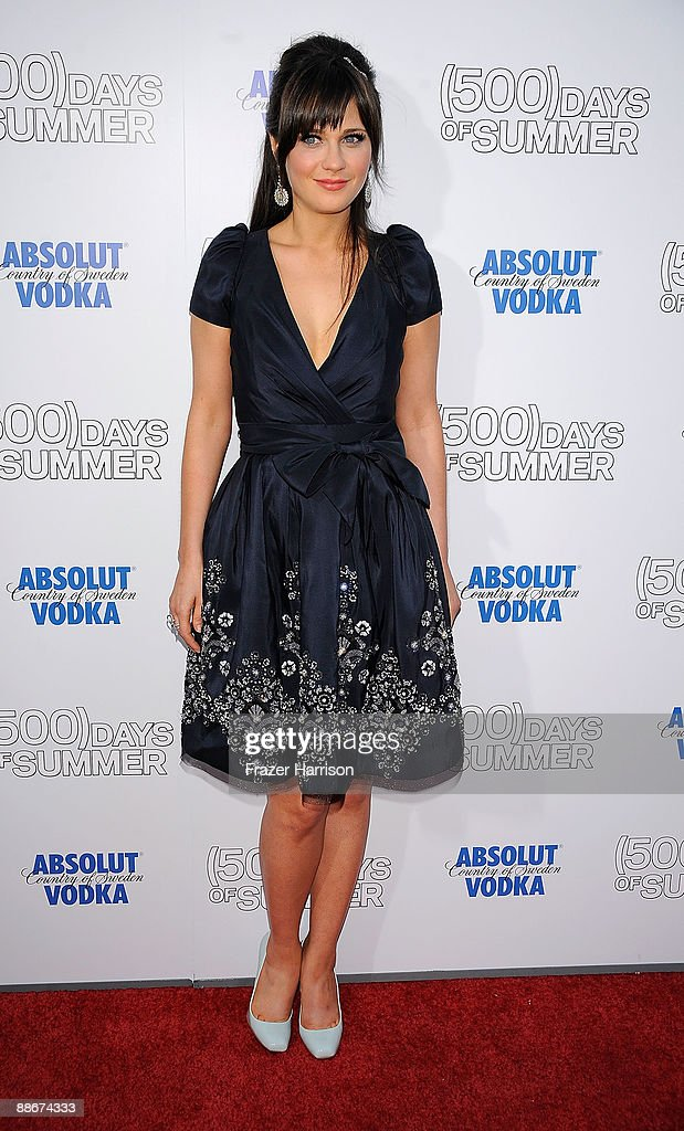 """Premiere Of Fox Searchlight's """" Days Of Summer"""" - Arrivals"""
