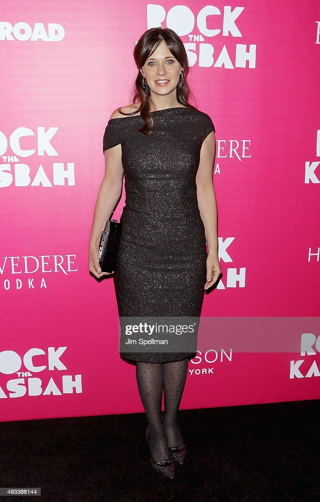 """Rock The Kasbah"" New York Premiere"