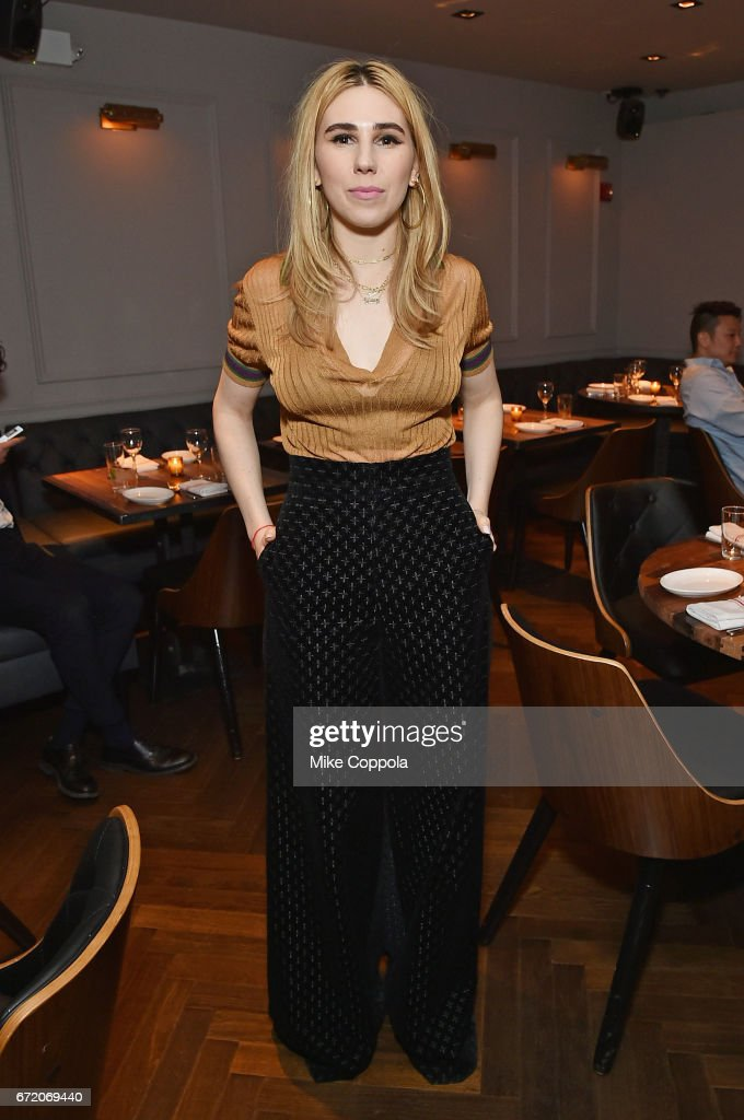 """2017 Tribeca Film Festival - """"The Boy Downstairs"""" - After Party"""