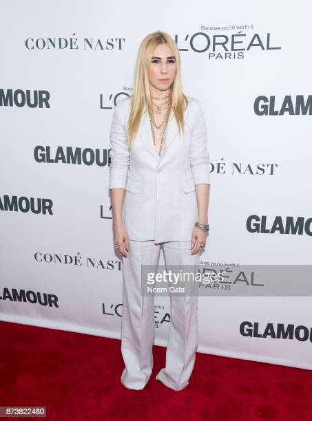 Actress Zosia Mamet attends the 2017 Glamour Women of The Year Awards at Kings Theatre on November 13 2017 in New York City