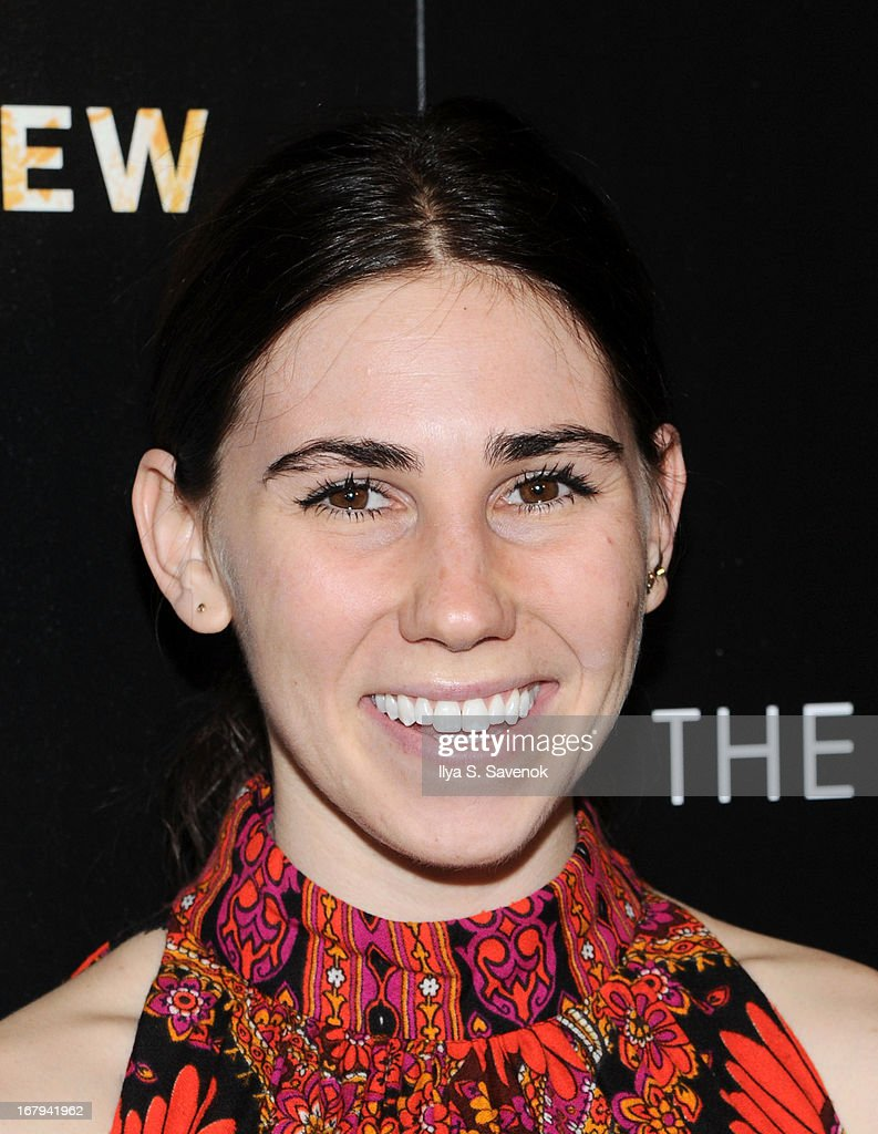 Actress Zosia Mamet attends The Cinema Society with Tod's & GQ screening of Millennium Entertainment's 'What Maisie Knew' at Landmark Sunshine Cinema on May 2, 2013 in New York City.