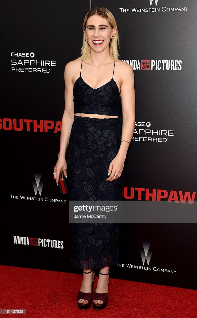 """Southpaw"" New York Premiere"