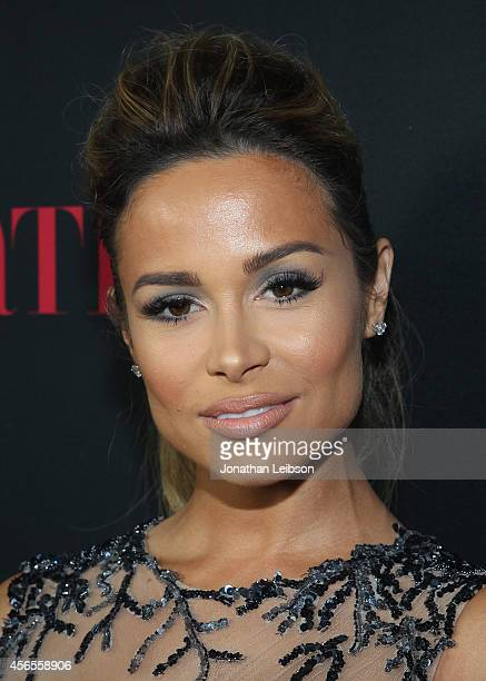 Actress Zulay Henao attends Latina Magazine's Hollywood Hot List Party at Sunset Tower on October 2 2014 in West Hollywood California