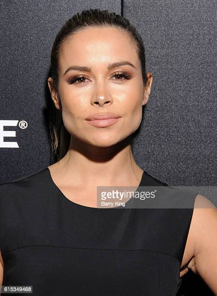 Actress Zulay Henao attends the premiere of Lionsgate's' 'Boo A Madea Halloween' at ArcLight Cinemas Cinerama Dome on October 17 2016 in Hollywood...