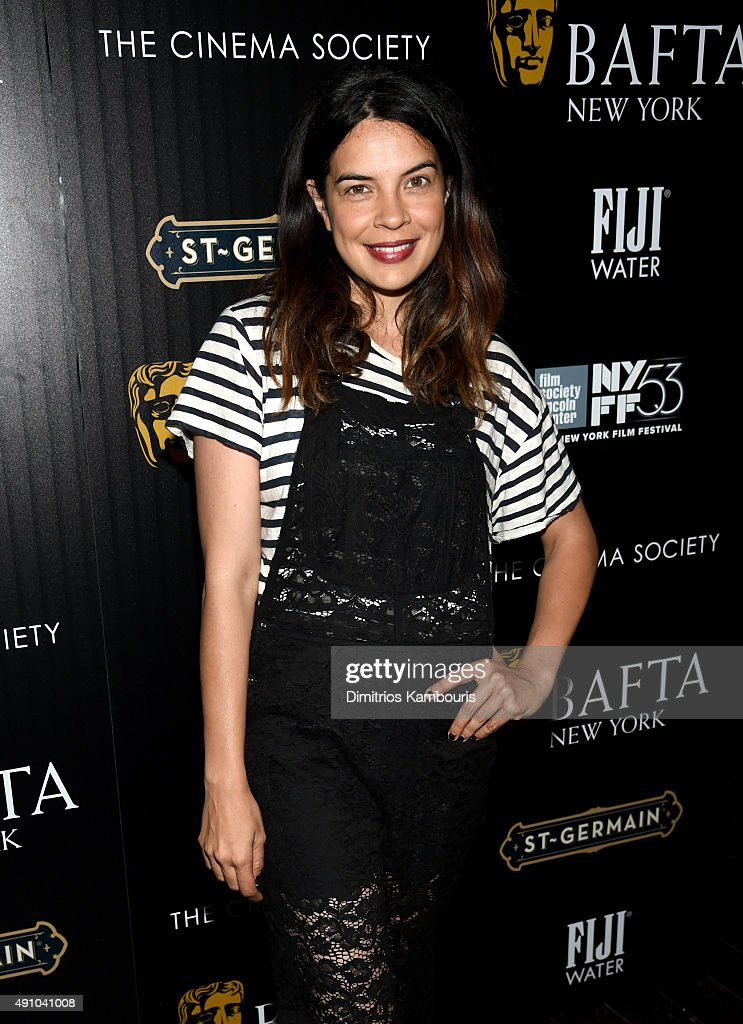 BAFTA New York & The Cinema Society With FIJI Water & St-Germain Host A Party For The New York Film Festival