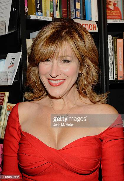 Actress/author Lisa Ann Walter attends the book signing for The Best Thing About My Ass is That It's Behind Me by Lisa Ann Walter at Book Soup on...