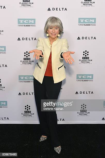 Actress/Author Rita Moreno attends 'The King and I' screening during day 3 of the TCM Classic Film Festival 2016 on April 30 2016 in Los Angeles...