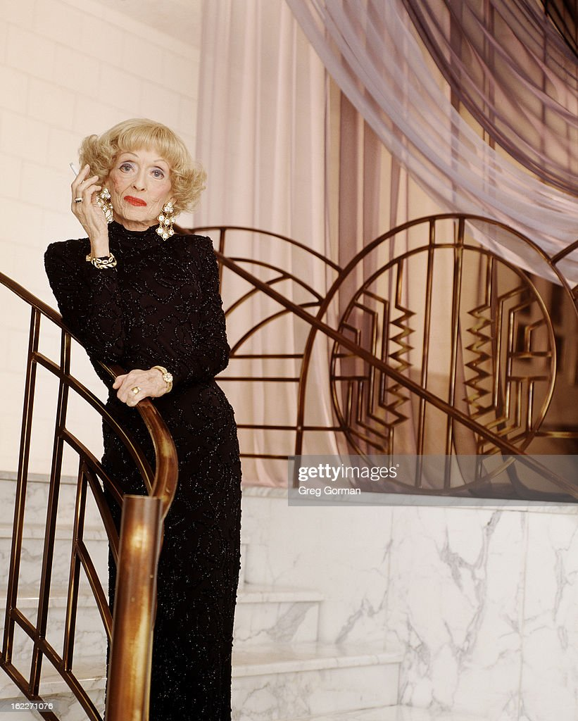 Bette Davis, City Magazine, 1988
