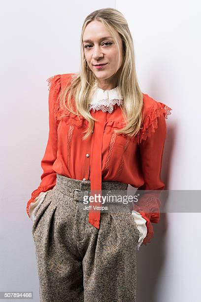 ActressChloe Sevigny of 'Antibirth' poses for a portrait at the 2016 Sundance Film Festival on January 24 2016 in Park City Utah