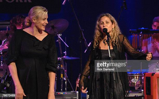 Actress/CoFounder of the Sustainable Biodiesel Alliance Daryl Hannah and Annie Nelson CoFounder of the Sustainable Biodiesel Allianceintroduce The...