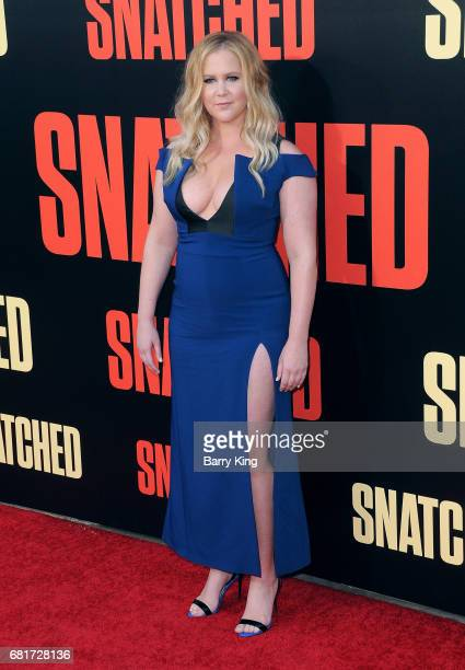 Actress/comedian Amy Schumer attends premiere of 20th Century Fox's' 'Snatched' at Regency Village Theatre on May 10 2017 in Westwood California