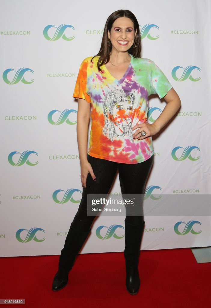 ClexCon Hosts Cocktails For Change Fundraiser To Benefit Cyndi Lauper's True Colors Fund : News Photo