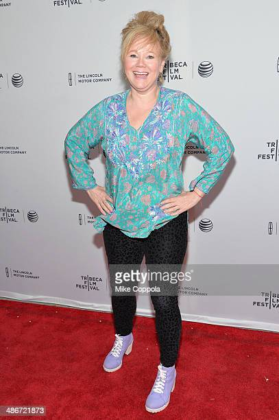 Actress/comedian Caroline Rhea attends the Sister Premiere during the 2014 Tribeca Film Festival at the SVA Theater on April 25 2014 in New York City