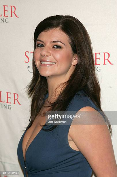 Actress/Comedian Casey Wilson arrives at the 4th Annual Stella by Starlight Gala Benefit Honoring Martin Sheen at Chipriani 23rd st on March 17, 2008...