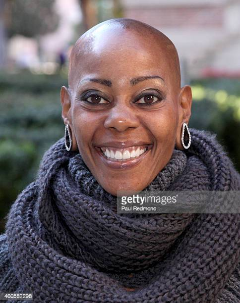 Actress/comedian Debra Wilson attends the 8th Annual Spirit Awakening's Spoken Word Event at USC on December 13 2014 in Los Angeles California