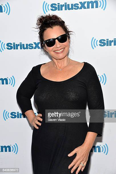 Actress/comedian Fran Drescher visits SiriusXM Studios on June 15 2016 in New York City