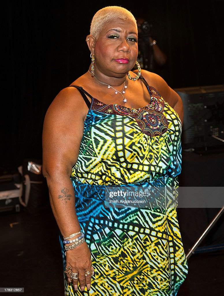 Actress/comedian Luenell attends the live casting auditions for the new reality show 'Too Fat For Fame' at The Complex Hollywood on August 28, 2013 in Los Angeles, California.