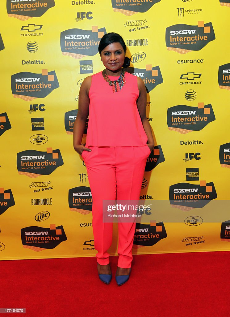 Running The Show: TV's New Queen Of Comedy - 2014 SXSW Music, Film + Interactive Festival : News Photo