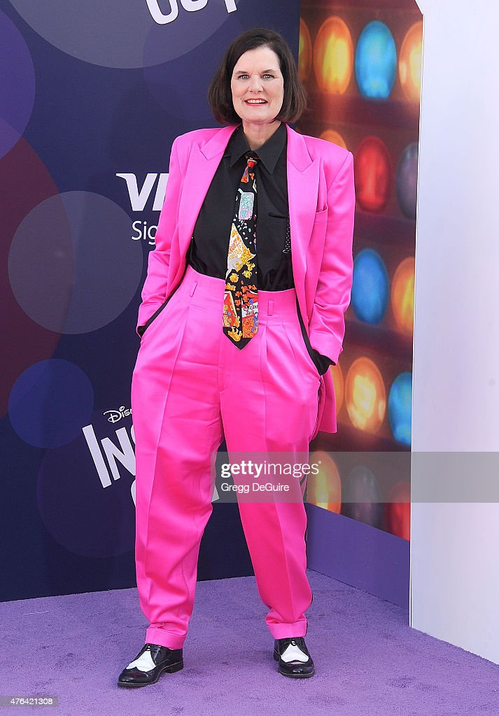 Actress/comedian Paula Poundstone arrives at the Los Angeles premiere of Disney/Pixar's 'Inside Out' at the El Capitan Theatre on June 8, 2015 in Hollywood, California.