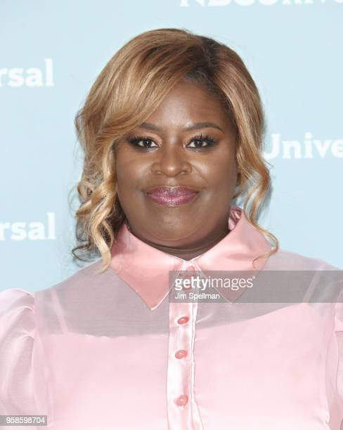 Actress/comedian Retta attends the 2018 NBCUniversal Upfront presentation at Rockefeller Center on May 14 2018 in New York City