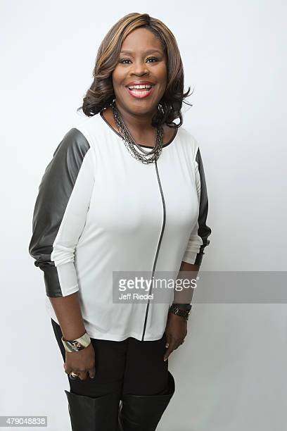 Actress/comedian Retta is photographed for TV Guide Magazine on January 16, 2015 in Pasadena, California.