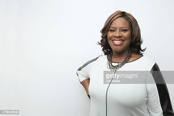 Actress/comedian Retta is photographed for TV Guide Magazine on January 16 2015 in Pasadena California PUBLISHED IMAGE