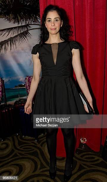 Actress/comedian Sarah Silverman attends the BFCA Critics' Choice Movie Awards at Hollywood Palladium on January 15 2010 in Hollywood California