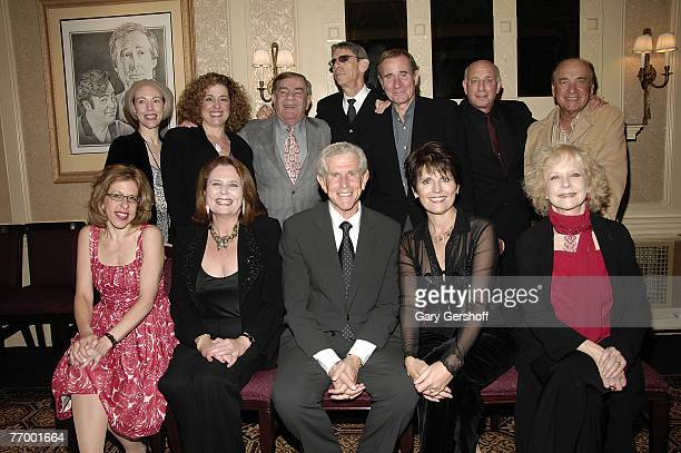 Actress/Comedienne Jackie Hoffman Producer Randie LevineMiller Actor and Recipient of The Friars Club Thespian Award Tony Roberts Actress Lucie Arnaz...
