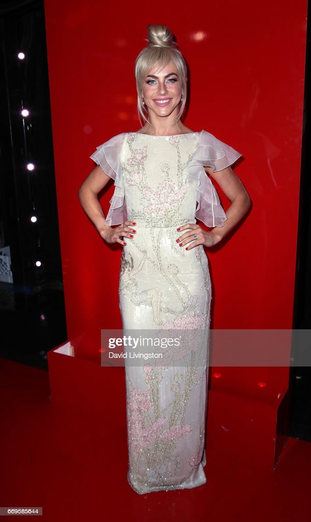 """""""Dancing With The Stars"""" Season 24 - April 17, 2017 - Arrivals"""
