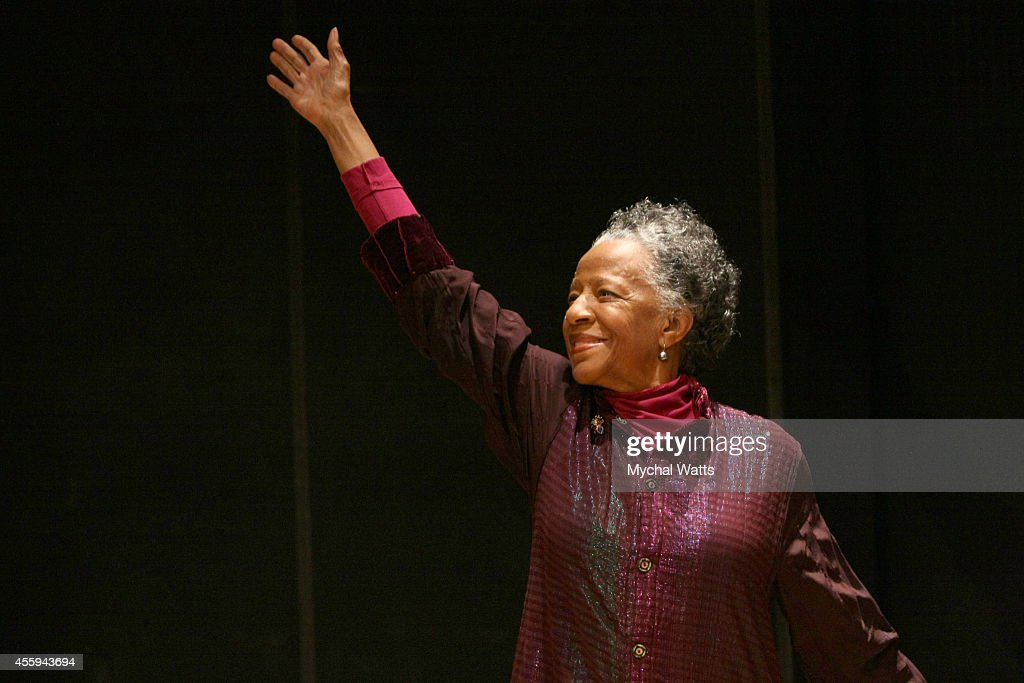 Actress/Dancer Billie Allen at The League Of Profesional Theatre Women Presents: Billie Allen And Phylicia Rashad at The New York Public Library for Performing Arts on September 22, 2014 in New York City.