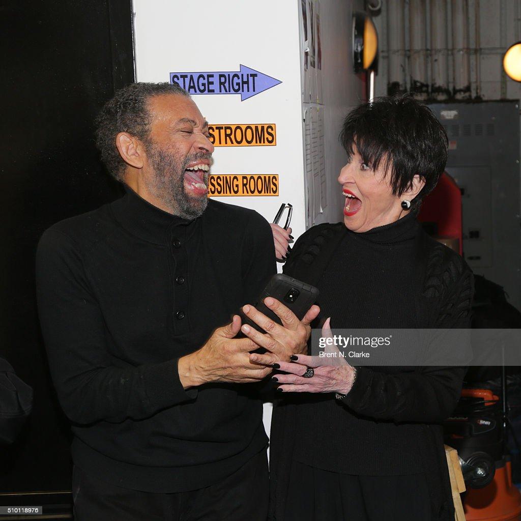 "Broadway Legend Chita Rivera Attends ""Maurice Hines Tappin Thru Life"""