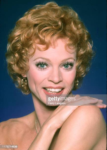 Actress/Dancer Juliet Prowse poses for a portrait in 1977 in Los Angeles California