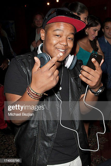 Actress/dancer/singer/comedian Kyle Massey attends Flips Audio Presents, Matt Leinart Foundation Seventh Annual Celebrity Bowl at Lucky Strikes on July 18, 2013 in Hollywood, California.