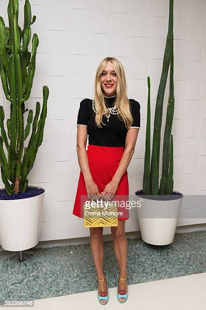 Actress/designer/director Chloe Sevigny attends the Women of Cinefamily weekend closing party at The Standard Hollywood on August 21 2016 in West...