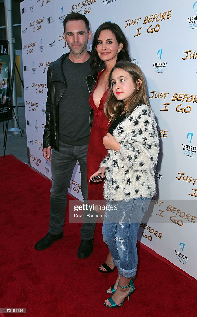 "Screening Of Anchor Bay Entertainment's ""Just Before I Go"" - Red Carpet"