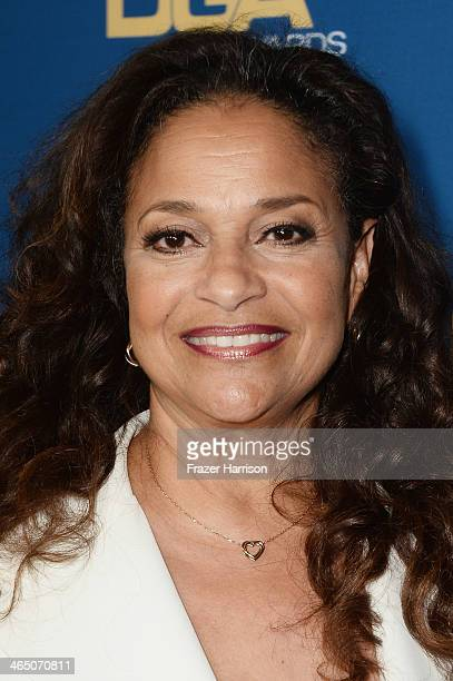 Actressdirector Debbie Allen attends the 66th Annual Directors Guild Of America Awards held at the Hyatt Regency Century Plaza on January 25 2014 in...
