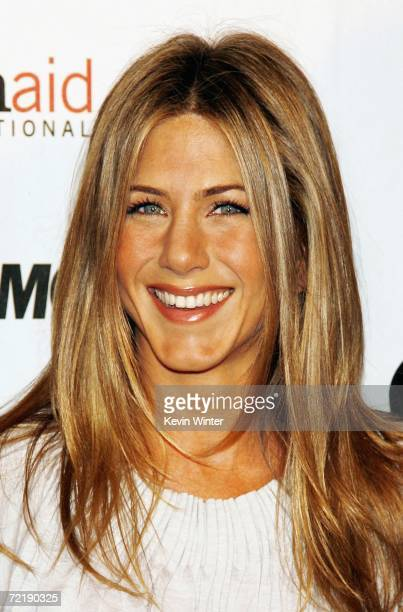 Actress/director Jennifer Aniston attends Glamour Reel Moments a series of short films written and directed by women in Hollywood at the Directors...