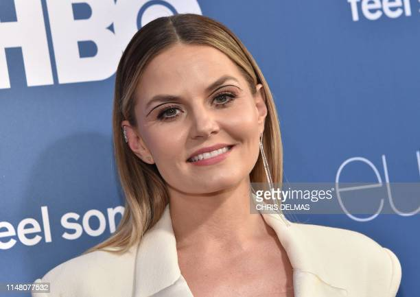 """Actress/director Jennifer Morrison attends the Los Angeles premiere of the new HBO series """"Euphoria"""" at the Cinerama Dome Theatre in Hollywood on..."""